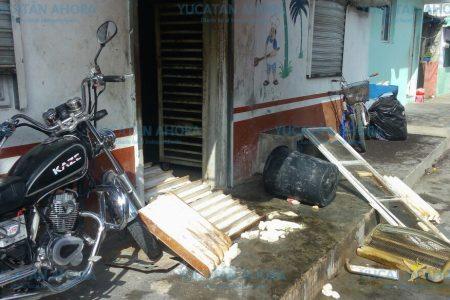 Explosión en panadería de Progreso deja a trabajadores quemados