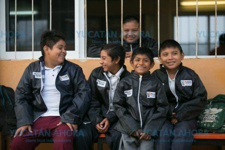 Autorizan que las escuelas de Yucatán flexibilicen horarios por el frío