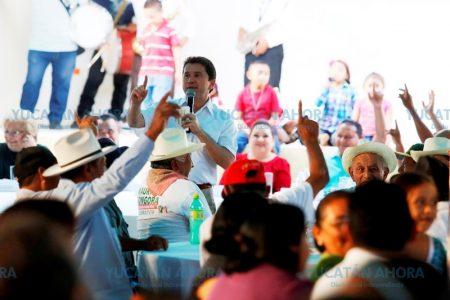 Privilegiaré la propuesta y nunca el juego sucio: Mauricio Sahuí
