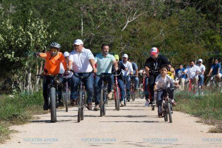 Inauguran el segundo Parque Lineal Metropolitano
