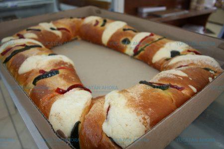 Con las rosca de Reyes el comercio cierra su mejor época de ventas