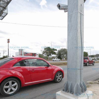El cerco tecnológico de seguridad en Yucatán no se detiene