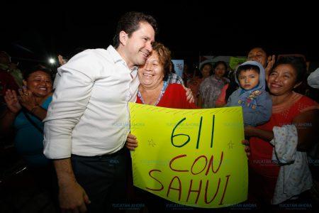 Mauricio Sahuí mantendrá el programa 'Escudo Yucatán'