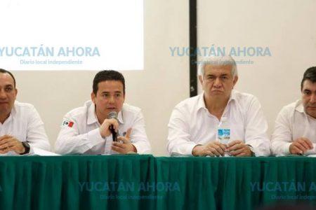 El alcalde de Tzucacab estará al frente de las obras de migrantes en Yucatán