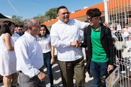 Amplían la cobertura del bachillerato en Yucatán