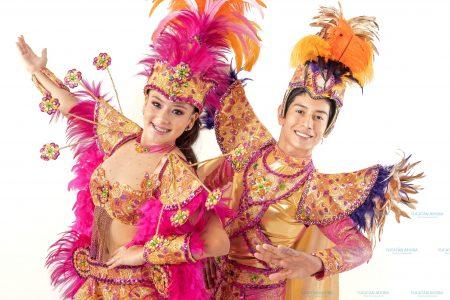 Comienzan los bailes precarnavalescos en Mérida