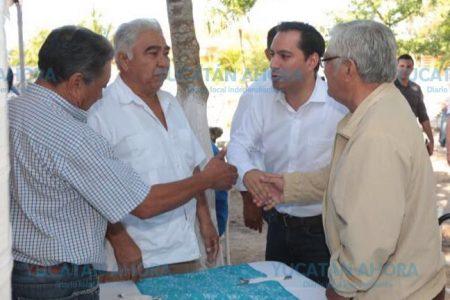 Visitar los 106 municipios de Yucatán, meta de Mauricio Vila