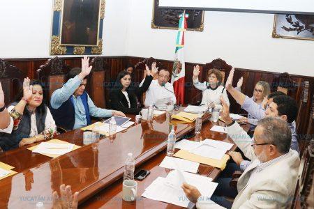 Regidores aprueban la creación del Observatorio Urbano de Mérida