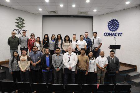 Inauguran nuevo semestre en el CICY