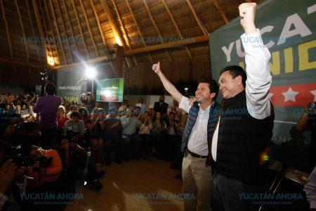 Liborio Vidal y Sahuí, 'unidos por Yucatán'