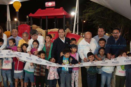 Mérida, ciudad con espacios públicos modernos y de calidad