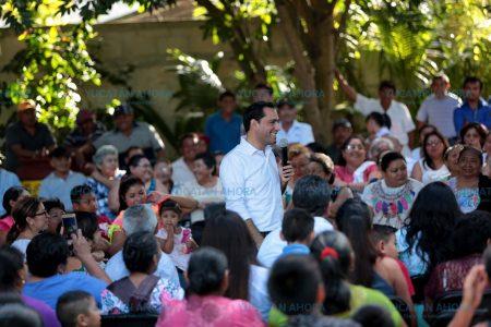 Queremos escuchar todas las voces de Yucatán: Mauricio Vila