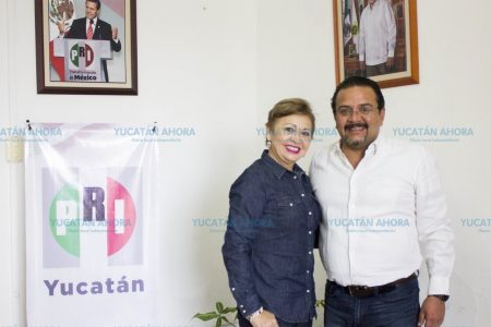 Leandra Moguel Lizama, nueva secretaria general adjunta en el PRI Yucatán