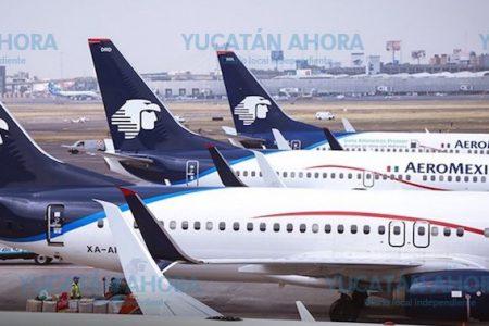 Aeroméxico anuncia nuevo Mérida-Monterrey a partir de marzo