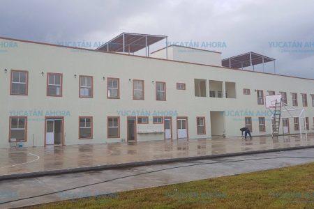 Concluye construcción del albergue estudiantil en Valladolid