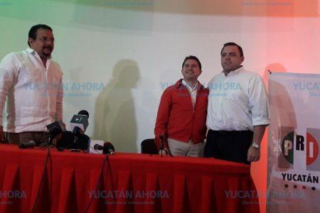 Designan a Rodríguez Asaf coordinador de precampaña de Mauricio Sahuí