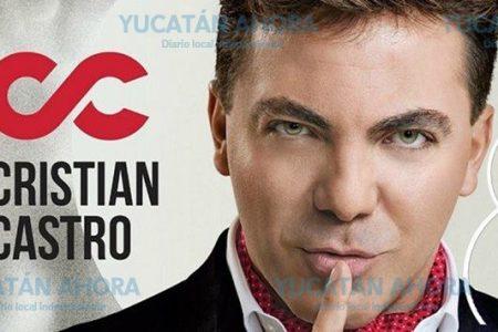 Coliseo comienza mal el año: el concierto de Cristian Castro, hasta nuevo aviso