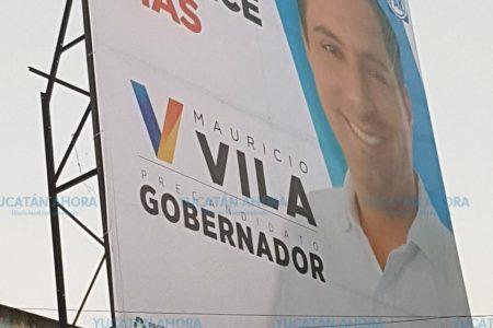 Acusan a Mauricio Vila de violar la ley electoral con su precampaña