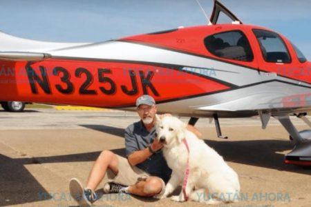 Fracasa búsqueda de avión estadounidense desaparecido frente a Yucatán