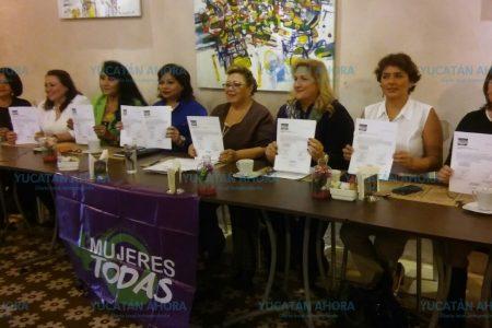 Presionan a partidos para que postulen a mujeres en municipios ganadores