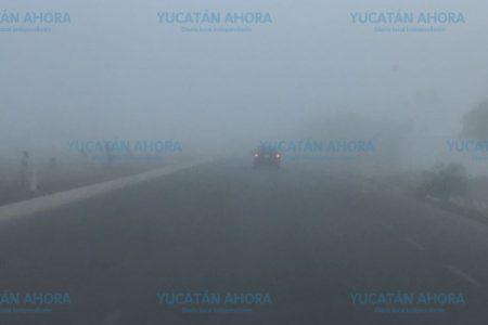Intensa neblina retrasa la salida de vuelos a la Ciudad de México