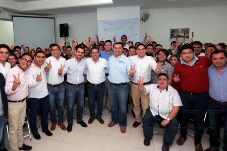 Ofrecen mejores oportunidades para los jóvenes de Yucatán