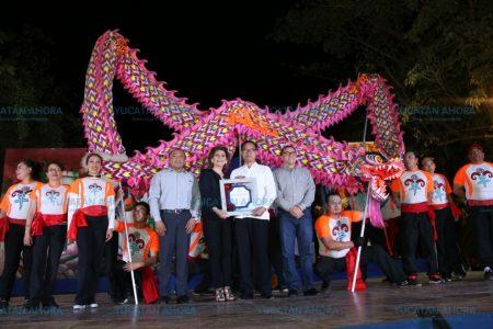 Mérida fortalece intercambio cultural con la República Popular de China