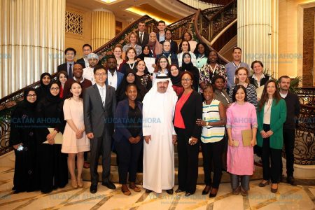 La Anáhuac Mayab participa en seminario en Emiratos Árabes Unidos