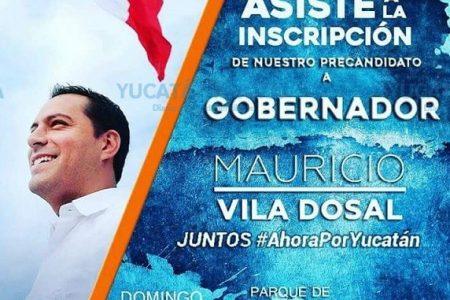 Invitan a registro de Mauricio Vila como precandidato del PAN