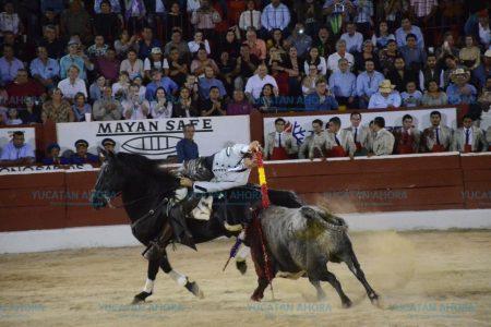 Andy y Gárate cortan oreja en la Mérida