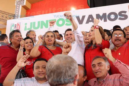 Mérida debe ser del PRI: Mauricio Sahuí