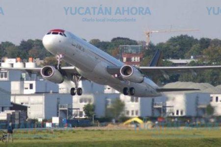 Aterriza vuelo de El Salvador en Mérida por un pasajero muerto