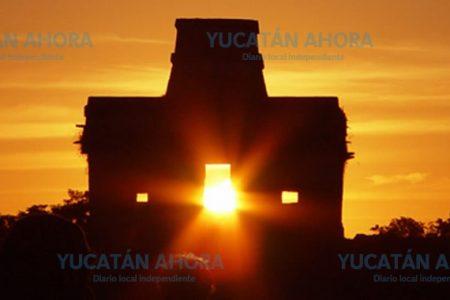 Rescatan el Templo de las Siete Muñecas de Dzibilchaltún