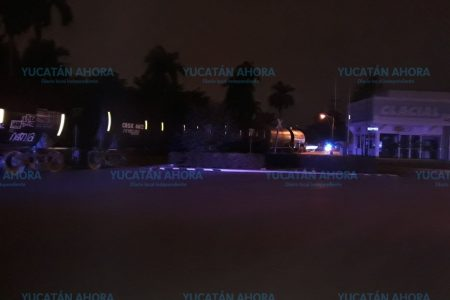 Descarrila el tren madrugador de Mérida: frente a Casa Faller