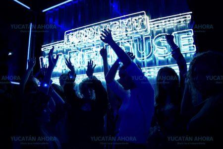 Vive Mérida un fin de semana de música electrónica con Bud Light Warehouse