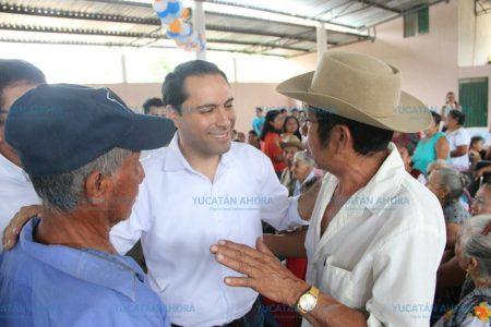 Ahora les escuchamos; pronto les traeremos soluciones: Mauricio Vila