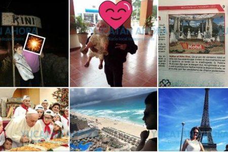 Exhiben en Instagram imagen del Niño Dios robada en Motul