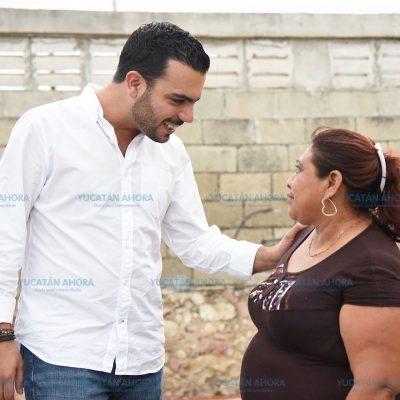 Elías Lixa anuncia que va por el IV Distrito federal, con sede en Mérida