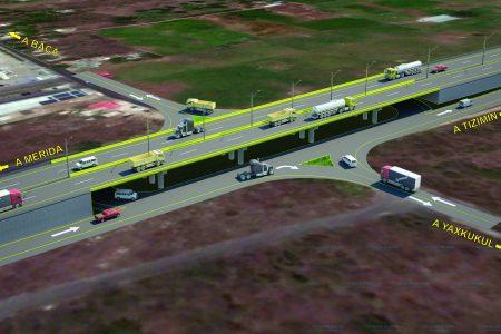 Constructoras Proser y Ricsa ganan concurso para edificar el distribuidor vial Baca