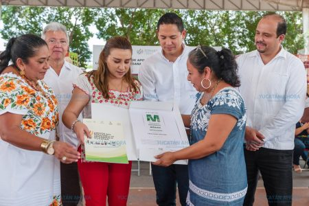 Impulsan el trabajo artesanal en Yucatán