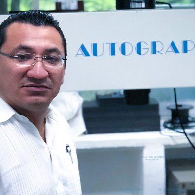 Crean en Yucatán nano medidor de temperatura capaz de adoptar cualquier forma