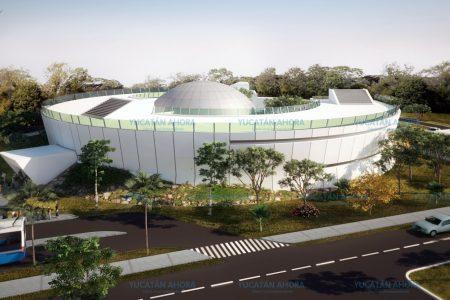 En septiembre abriría sus puertas el  Museo de Ciencias del Cráter de Chicxulub