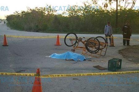 El Anillo Periférico, mudo testigo de brutal atropellamiento  de un ciclista