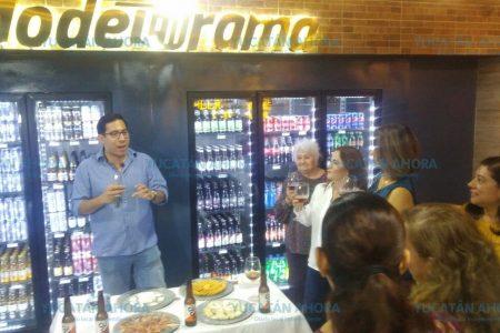 Nueva experiencia de compra y de consumo de cerveza en Mérida