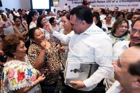 Realizan el primer Congreso Peninsular para la Institucionalización de la Lengua Maya