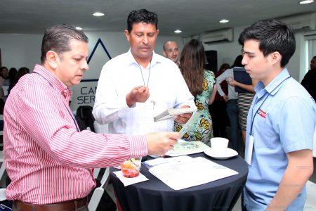 Juntan a proveedores y acreedores locales en un desayuno