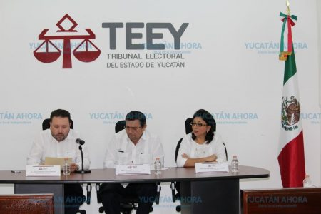 Libran el PAN y Renán Barrera denuncia en tribunal electoral