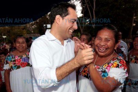 """Vila 'empeña' su palabra: """"el campo yucateco tendrá más y mejores programas"""""""
