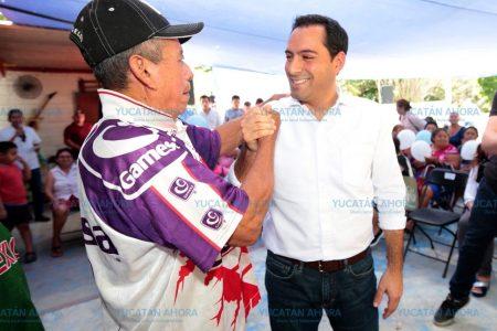 Mauricio Vila, a punto de lograr su meta de visitar todo Yucatán