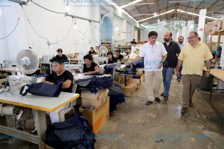 En franco crecimiento el sector maquilador en Yucatán